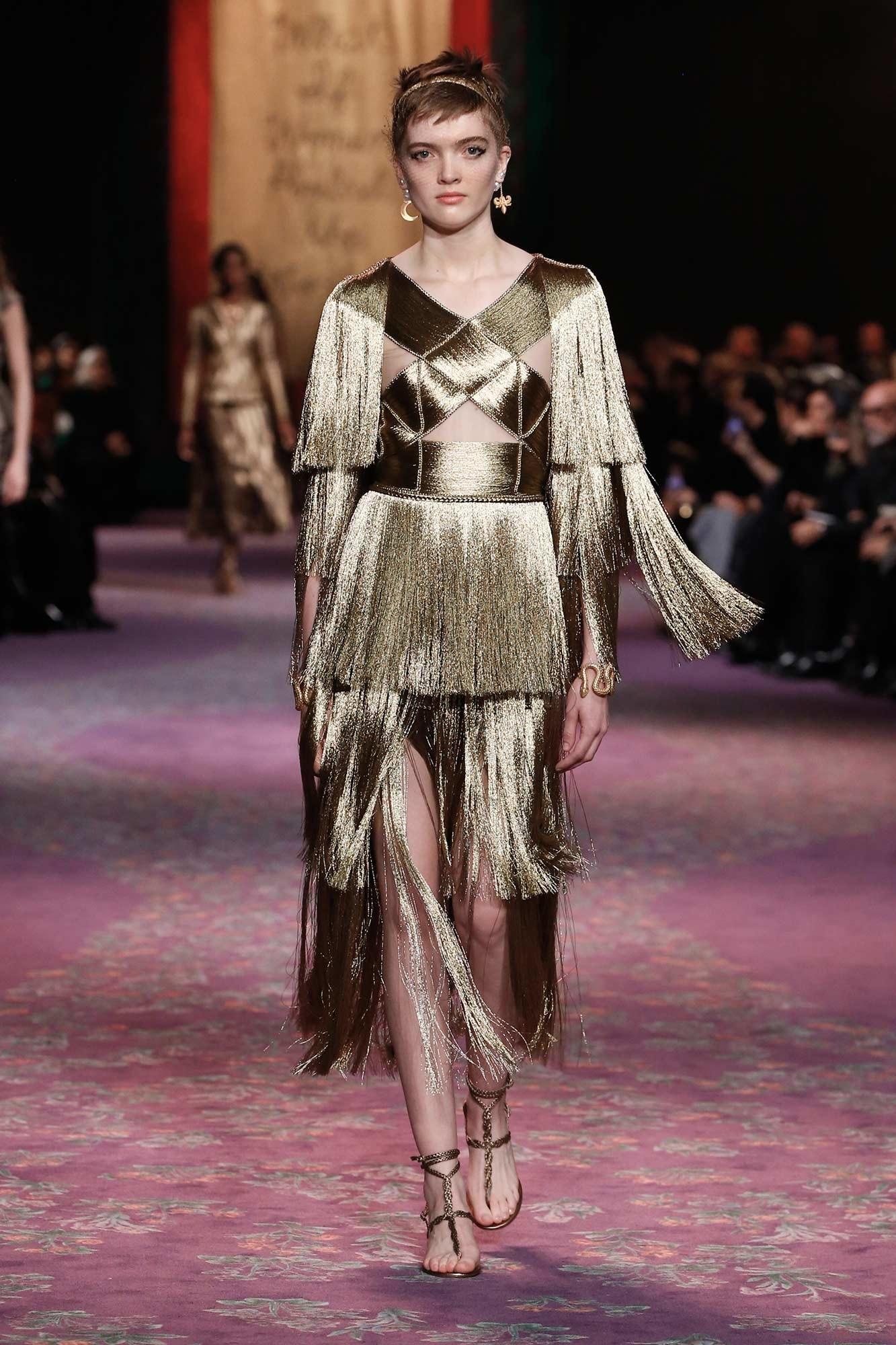 Dior Haute Couture Xuân - Hè 2020 Ruth Bell 1