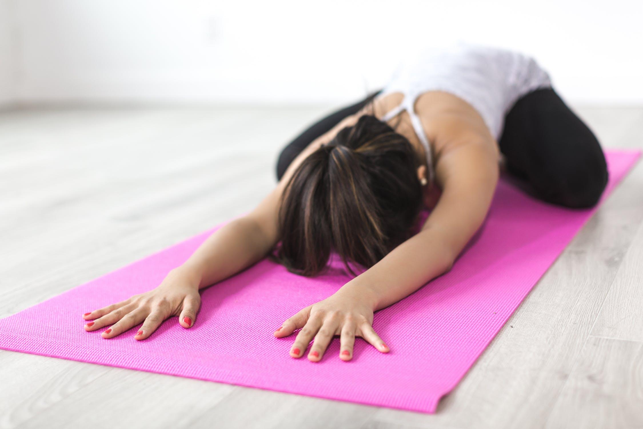 Động tác thể dục tăng cường sức đề kháng.