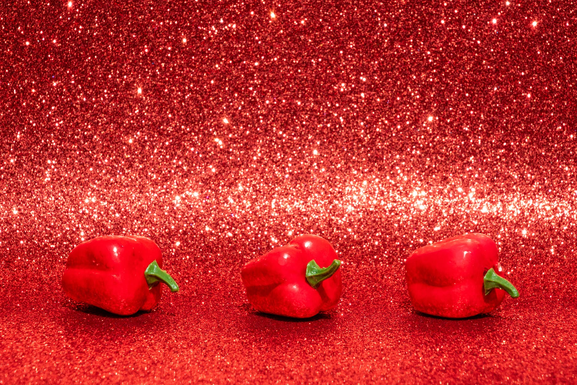 Thực phẩm tăng sức đề kháng-Quả ớt chuông đỏ.