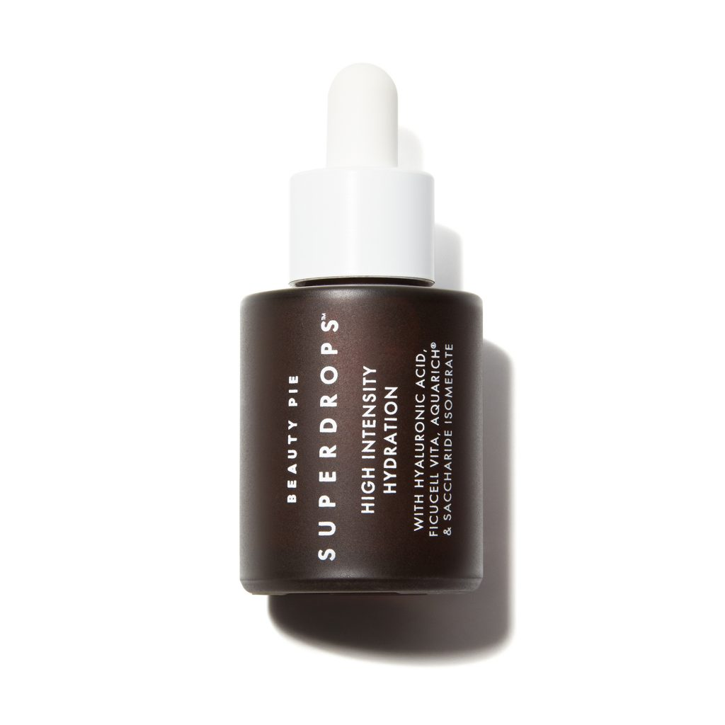 moisture khác hydration Beauty pie Superdrops High Intensity Hydration