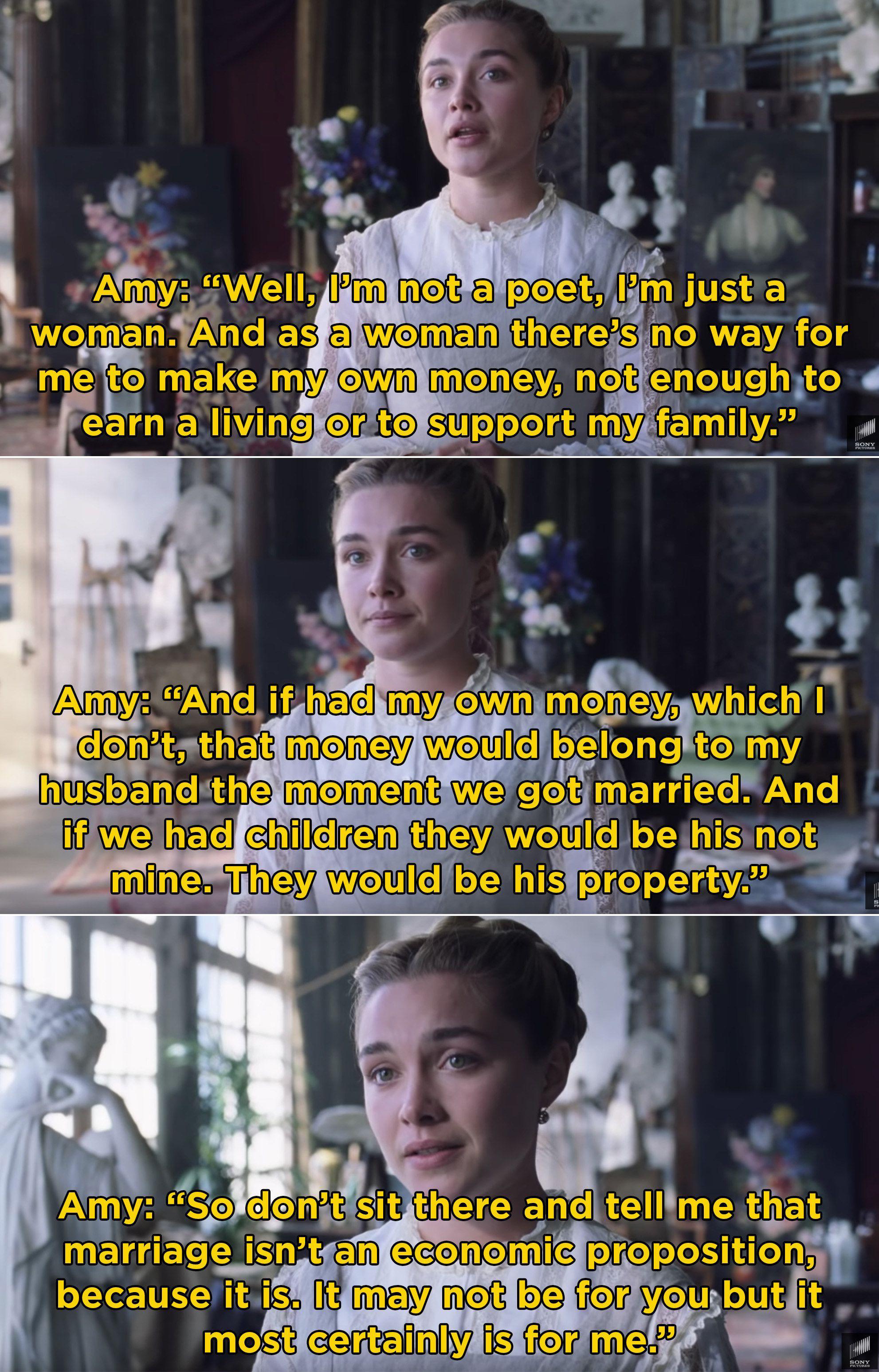 Little Women chia sẻ