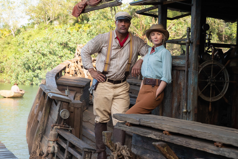 phim chiếu rạp Jungle Cruise