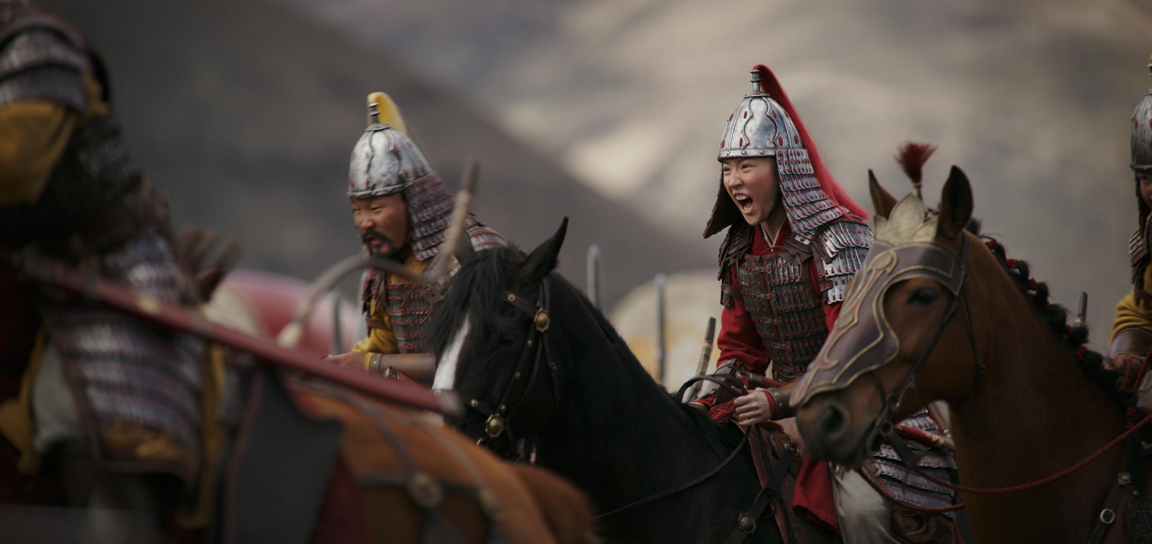 phim chiếu rạp Mulan
