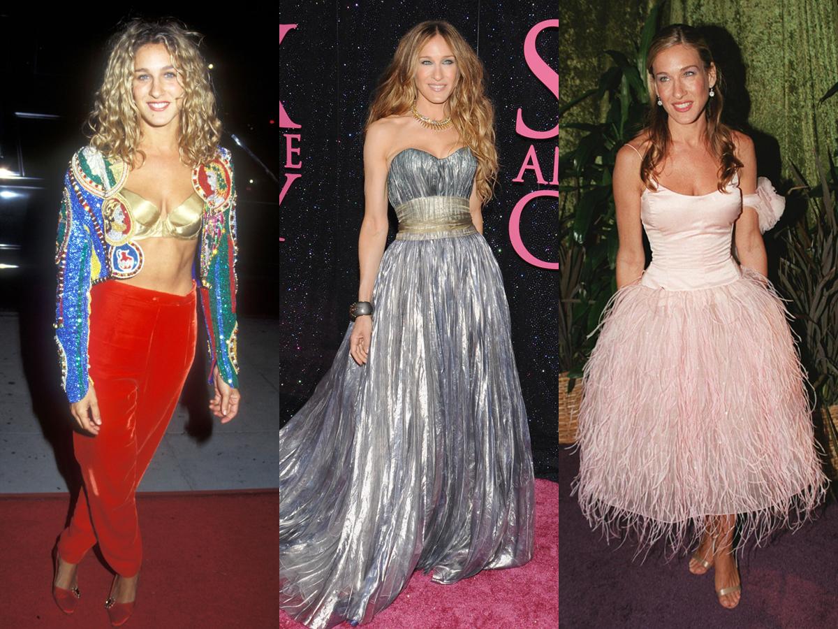 Biểu tượng thời trang những năm 2000 Sarah Jessica Parker