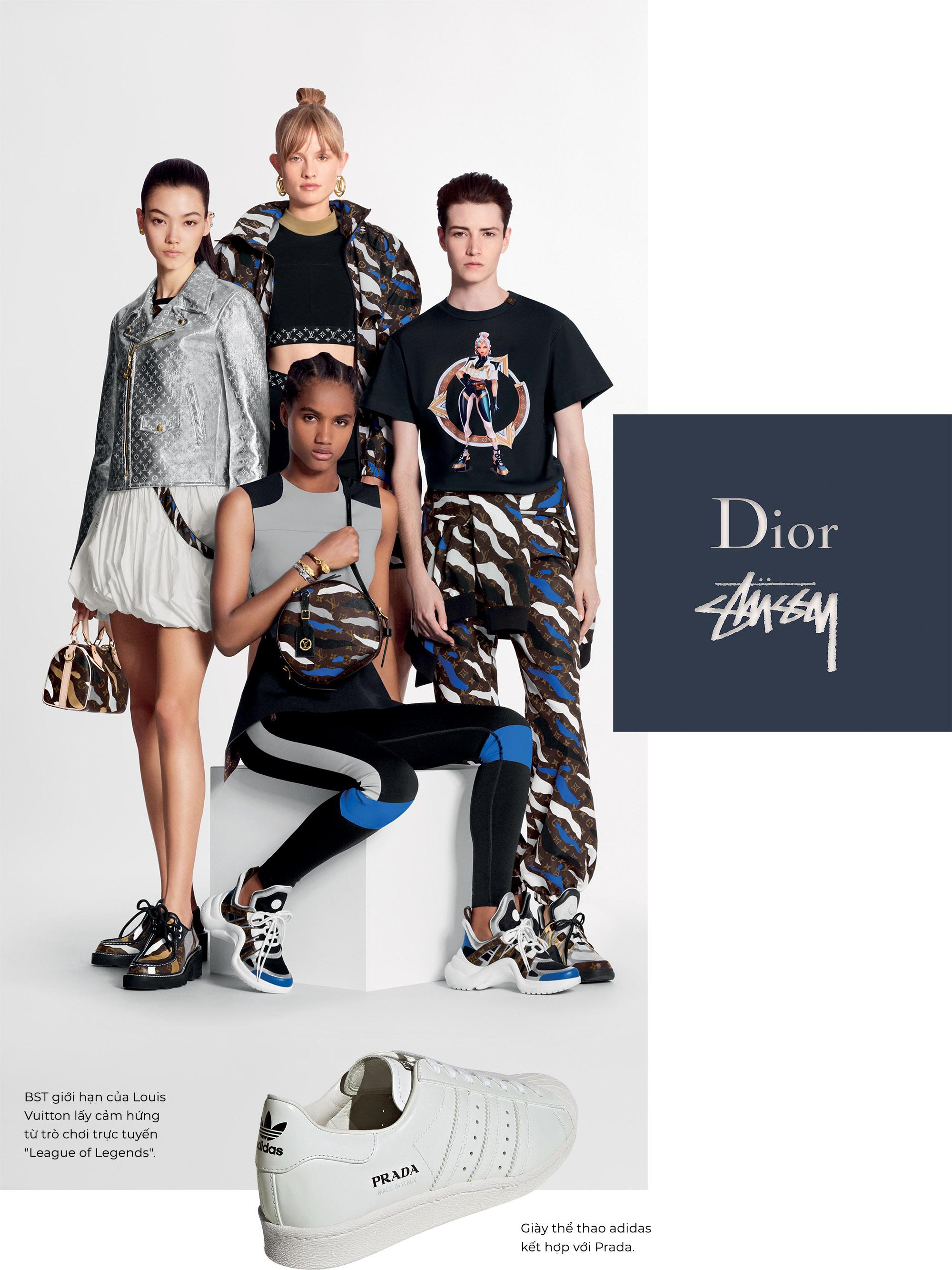 thế giới thời trang thập niên 2020 - các loại hình cộng tác mới