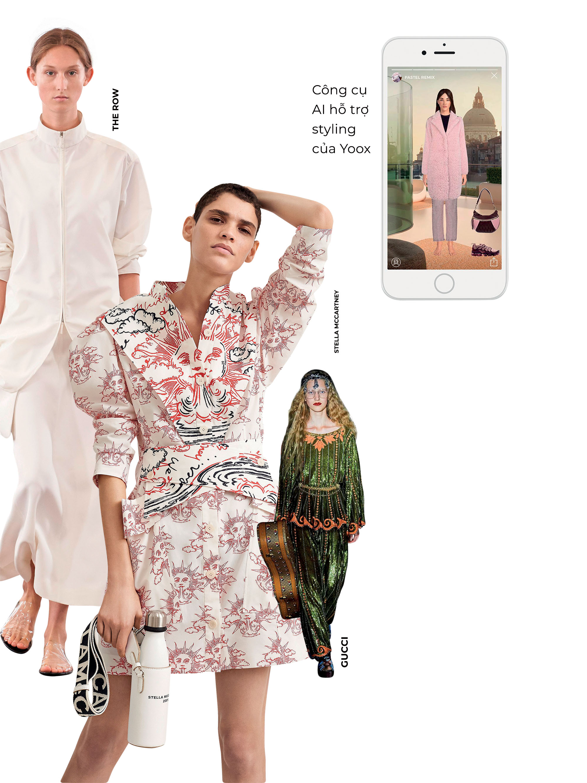thế giới thời trang thập niên 2020 - những xu hướng sử dụng công nghệ mới
