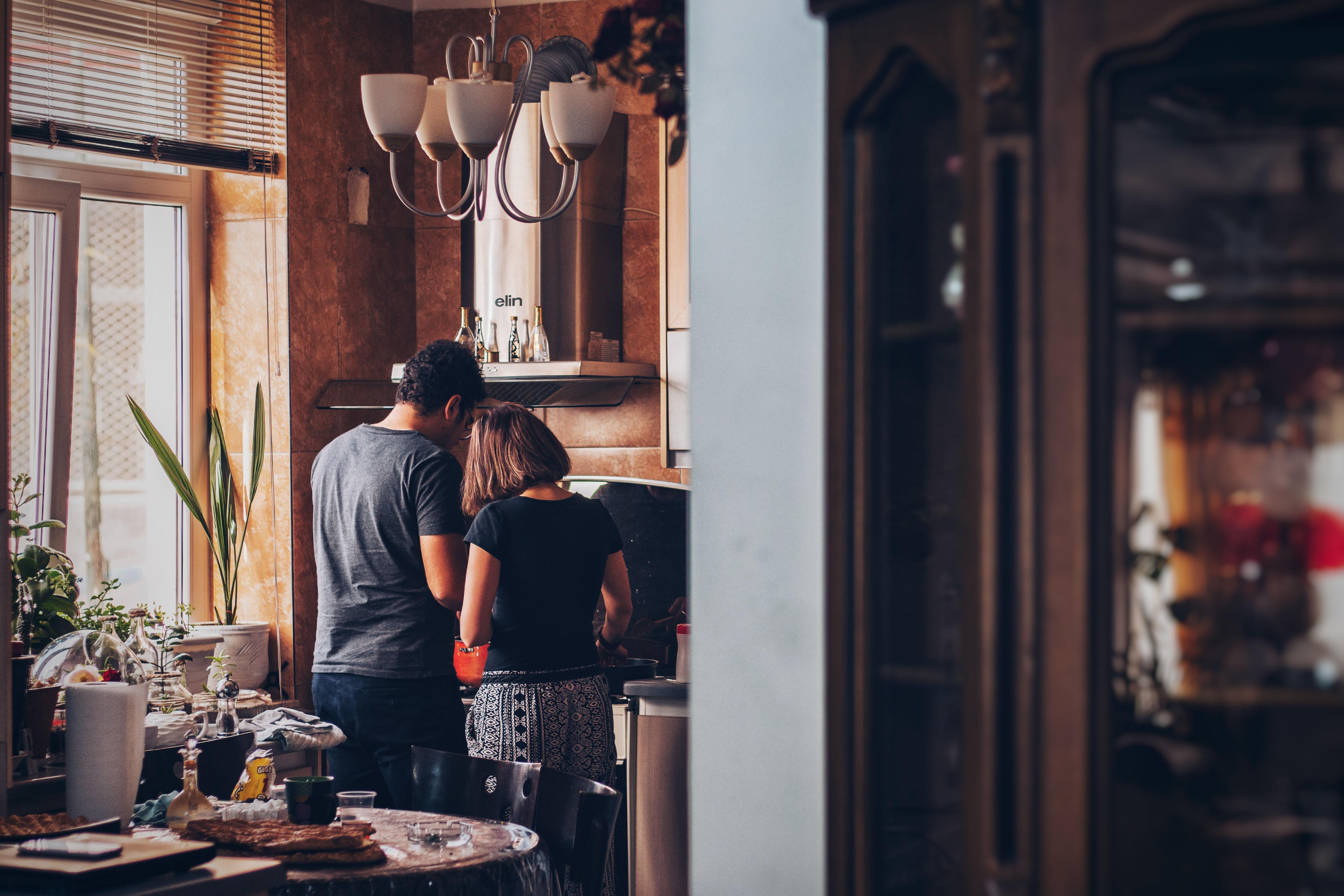 cung hoàng đạo cặp đôi nấu ăn