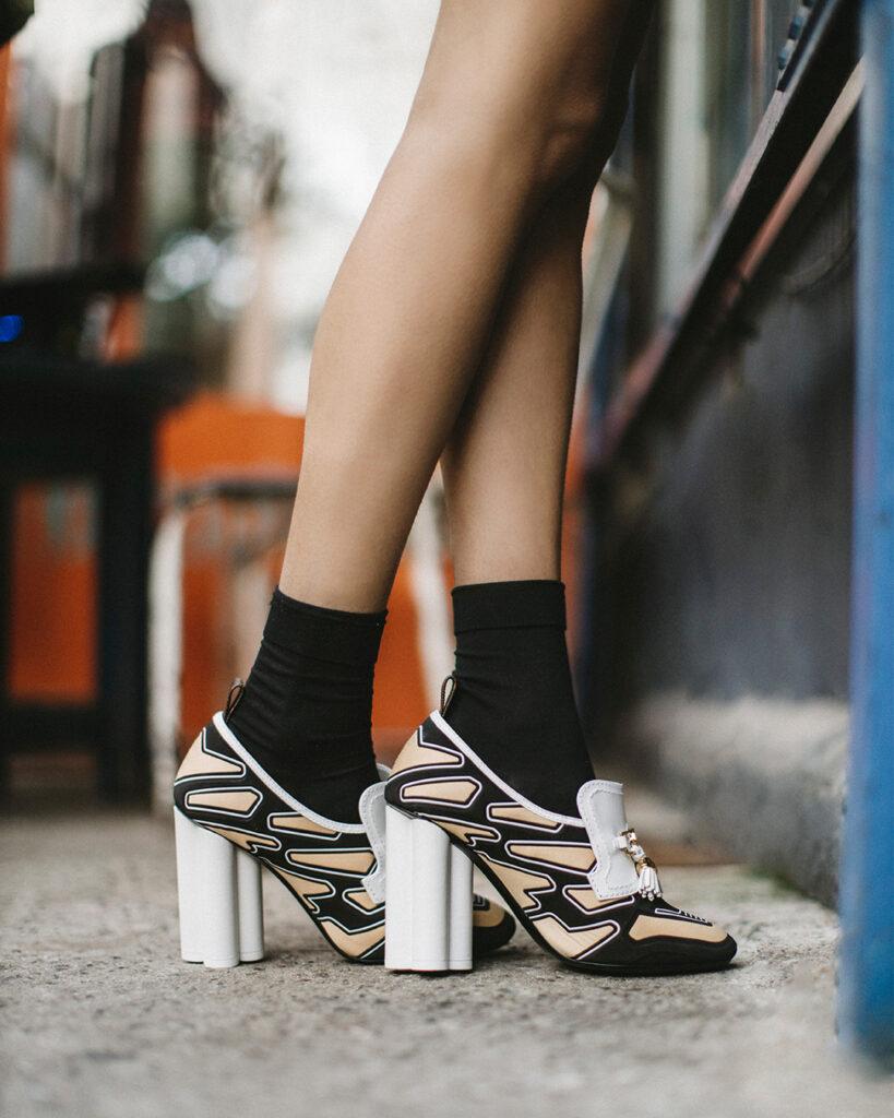 giày swift - bộ sưu tập giày louis vuitton xuân hè 2020