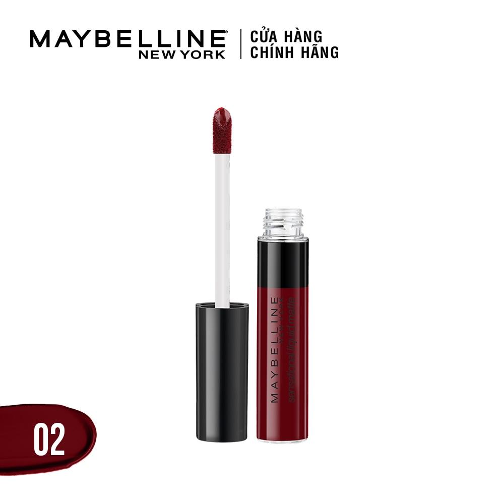 Son Maybelline - Màu son hợp tông da giúp nàng rạng rỡ.