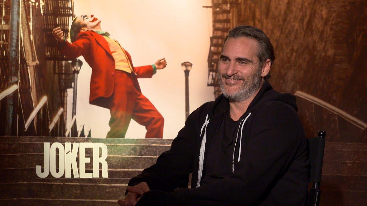 Joaquin Phoenix chia sẻ những suy nghĩ về Joker trong buổi phỏng vấn với Entertainment Tonight