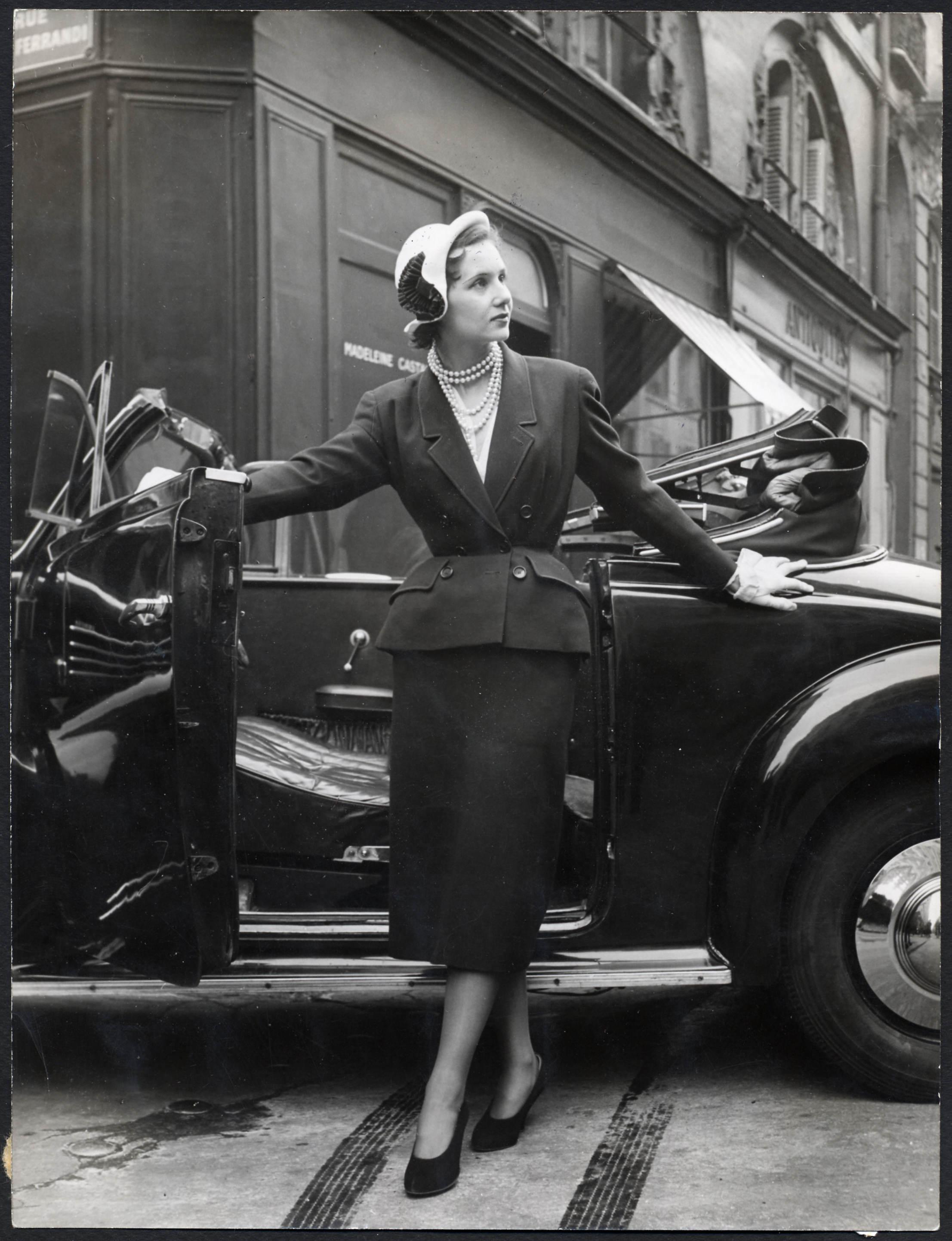 áo khoác dior bar jacket 1949