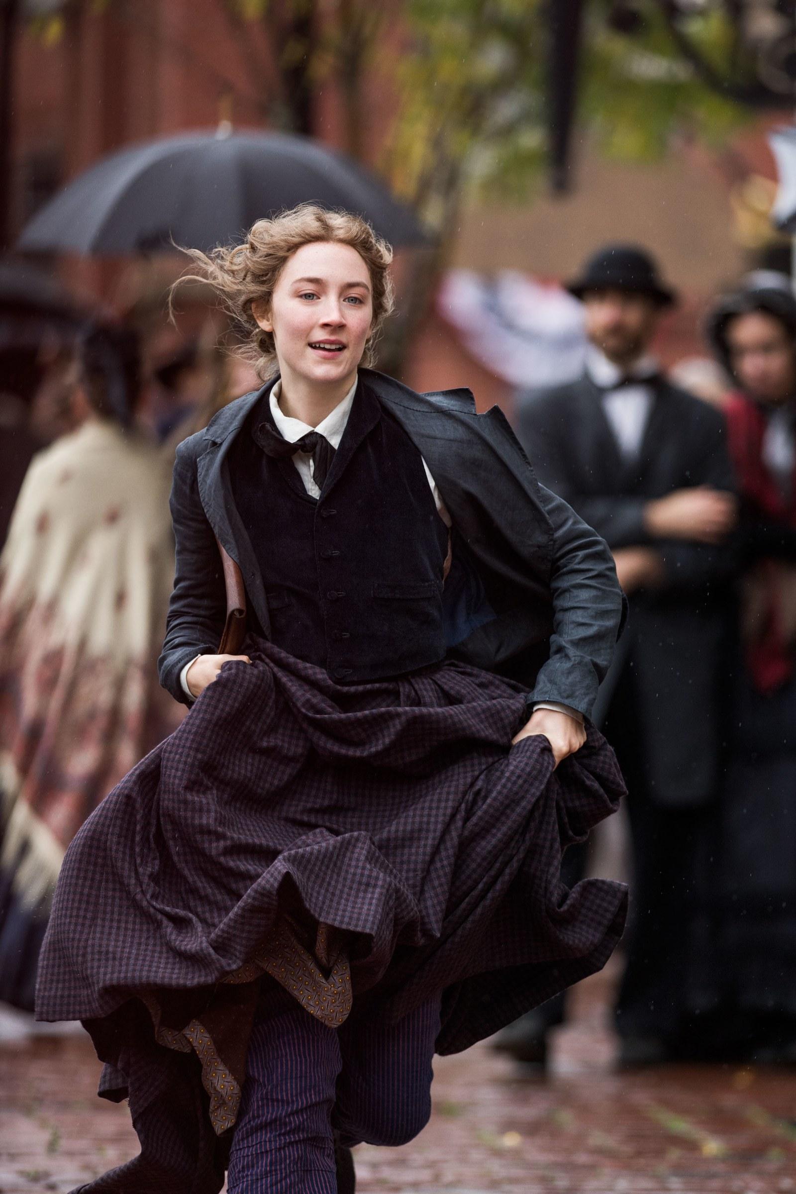 Trang phục của nhân vật Jo trong Little Women