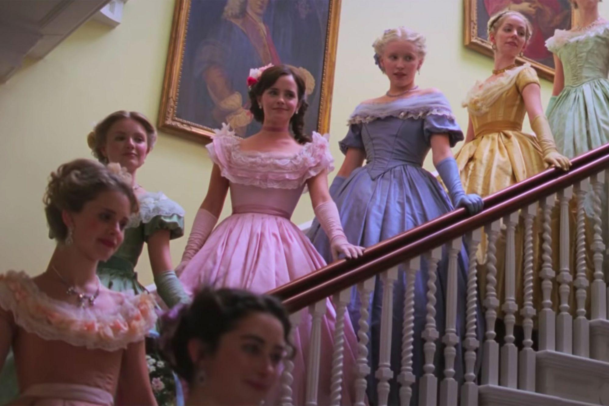 Trang phục lễ hội ngọt ngào thời Victoria trong Little Women được vinh danh tại lễ trao giải Oscar 2020