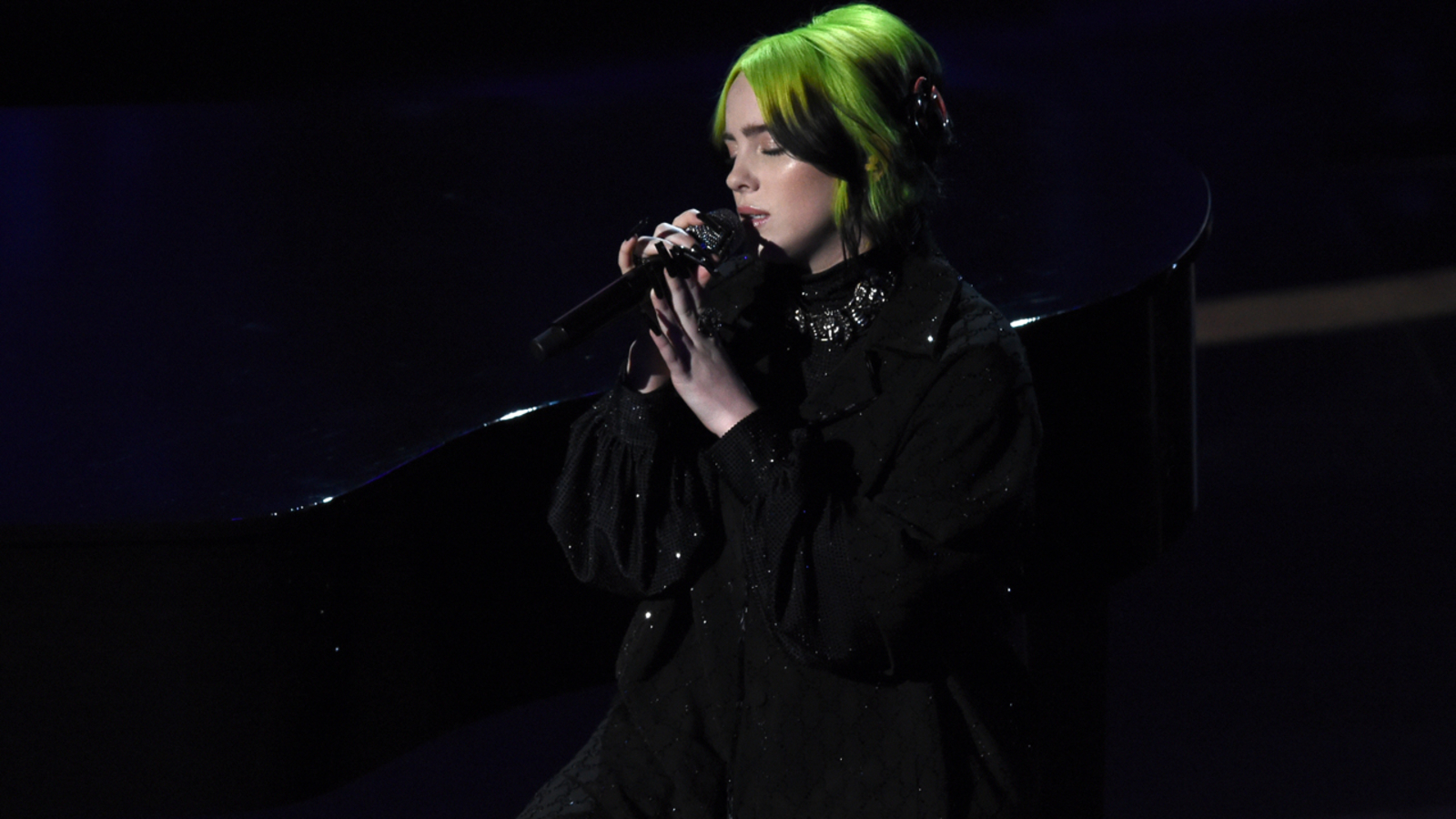 Billie Eilish tại Oscar 2020