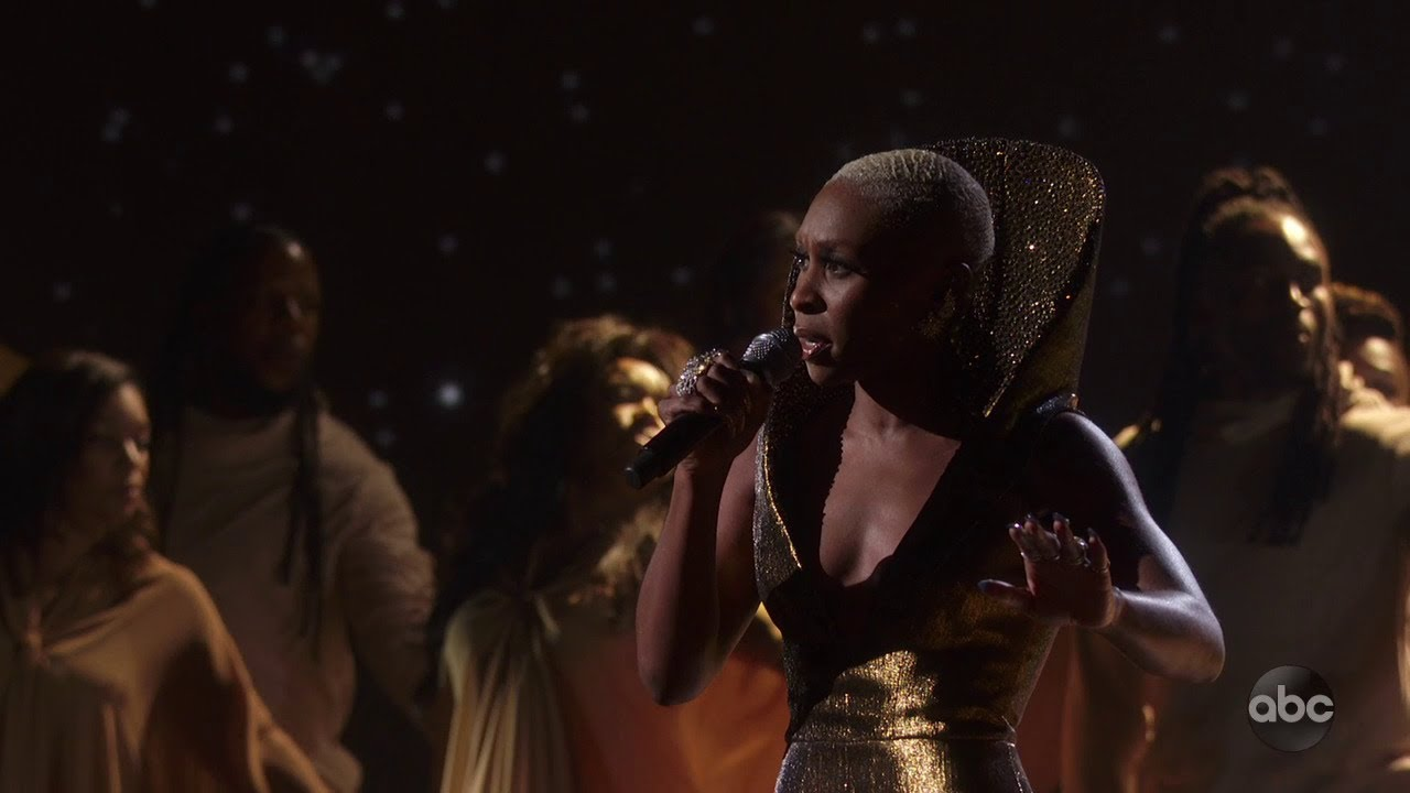 Stand Up - Cynthia Erivo - Oscar 2020