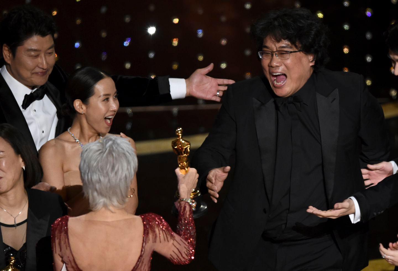 lễ trao giải Oscar 2020 Bong Joon Ho