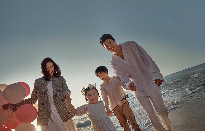 gia đình kwon sang woo