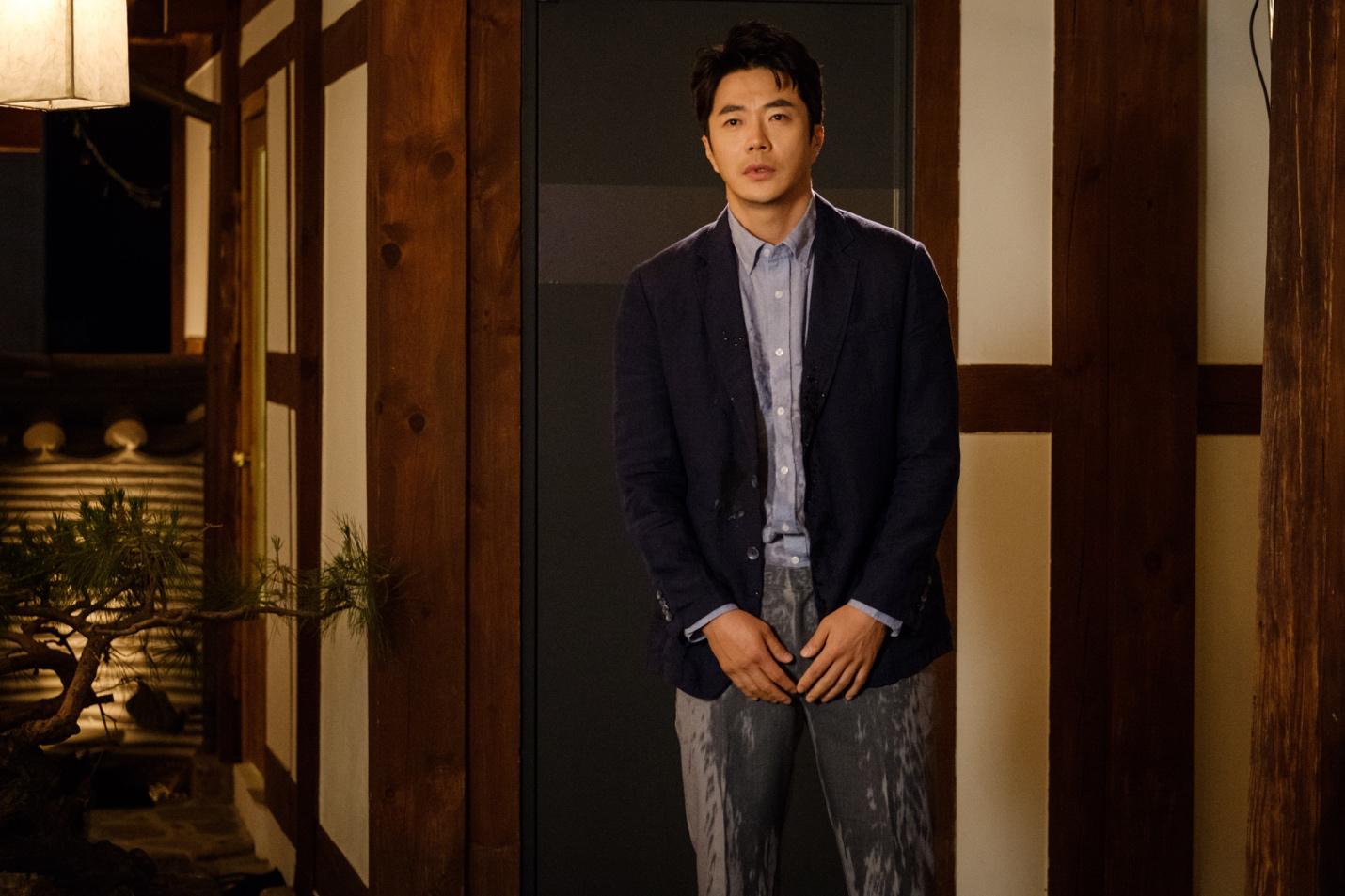 kwon sang hoo trong love again