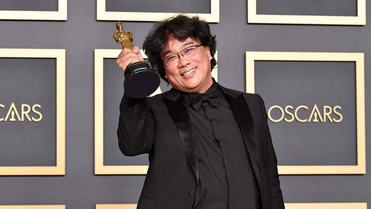 đạo diễn bong joon ho nhận giải oscar
