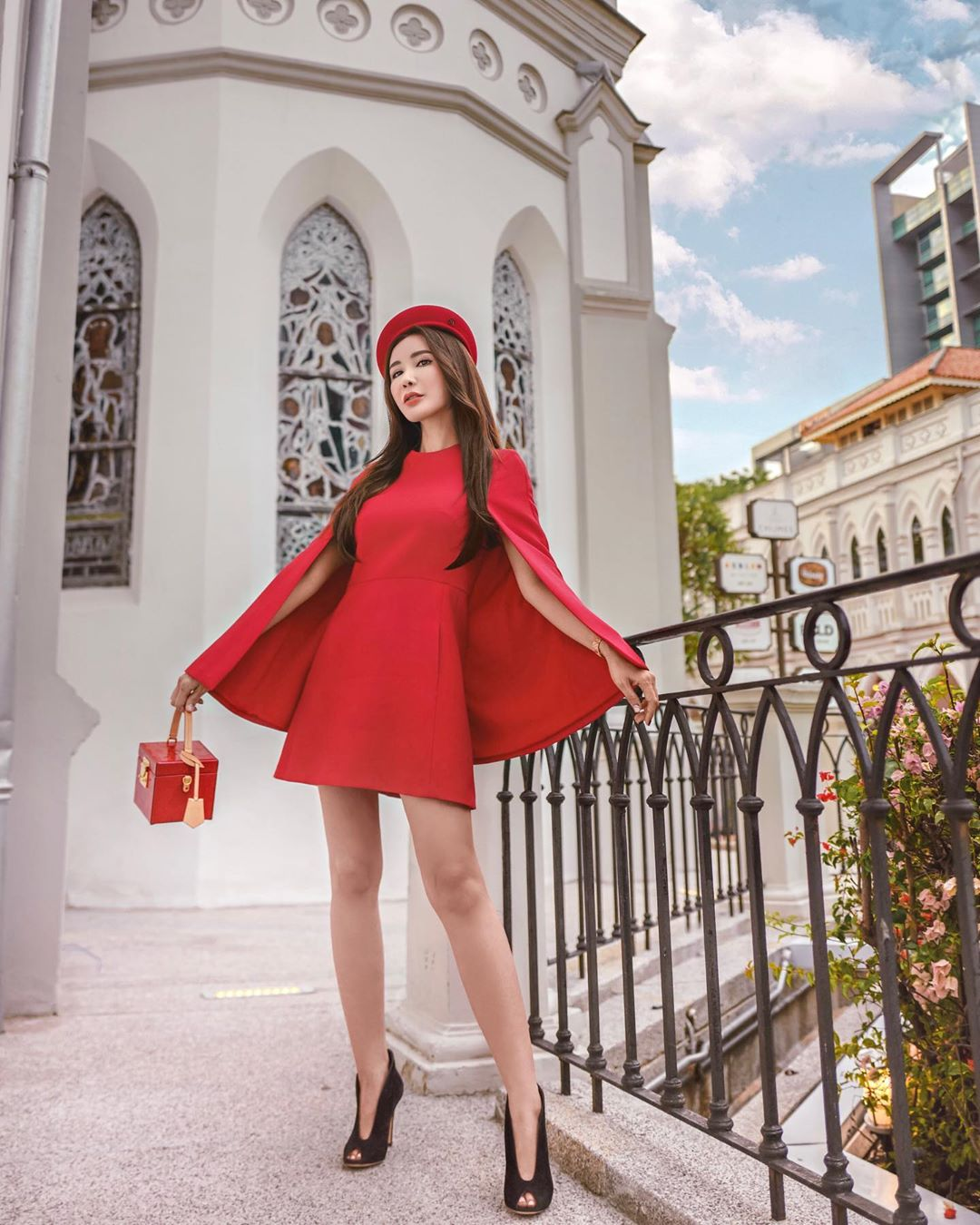 Thời trang cung hoàng đạo Bạch Dương cho ngày Valentine