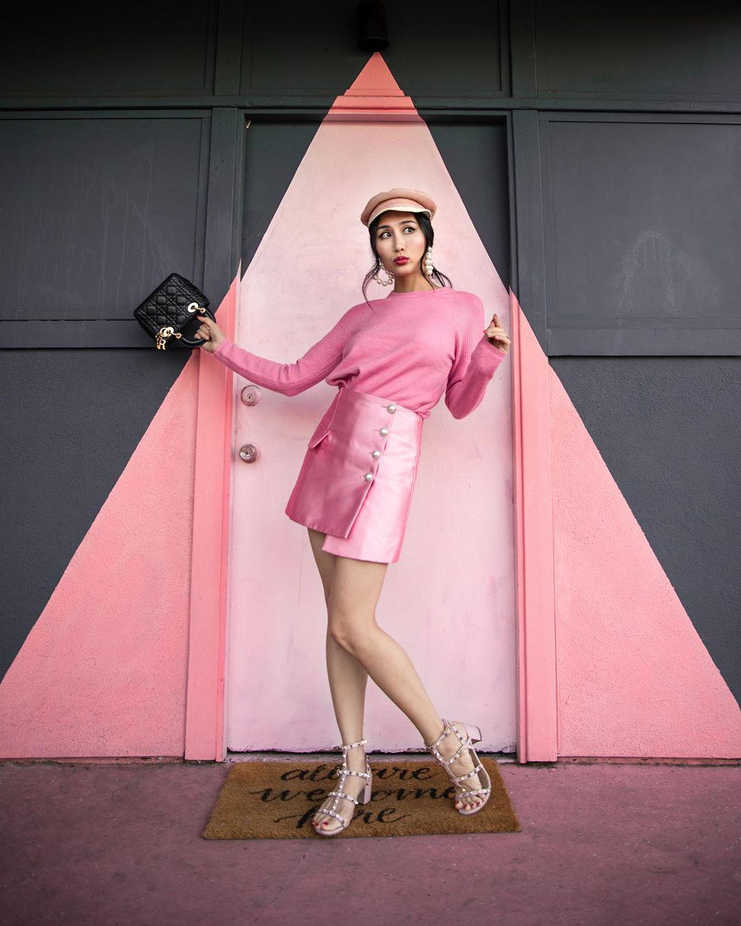 Thời trang cung hoàng đạo Kim Ngưu cho ngày Valentine