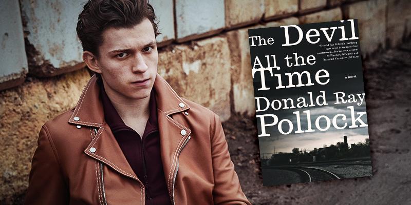 tom holland đóng phim mới