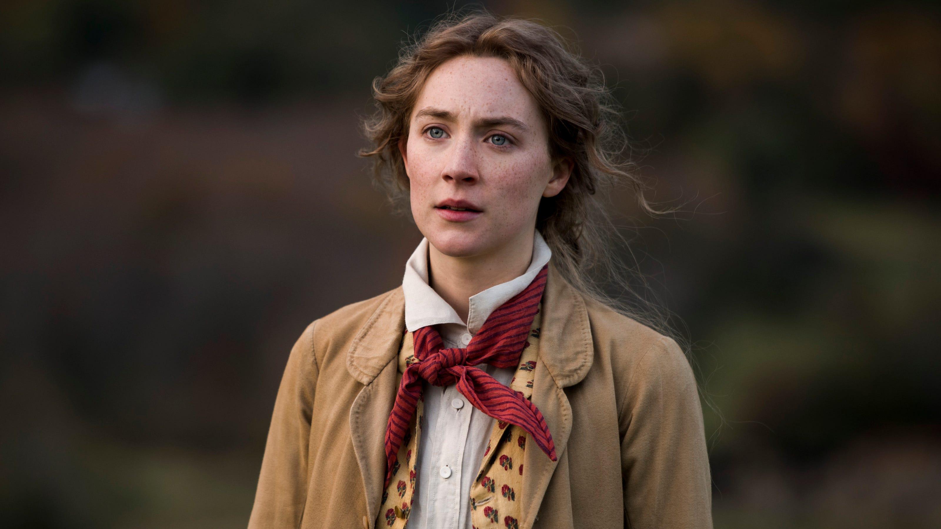 Jo March trong phim Little Women thang giai Oscar 2020