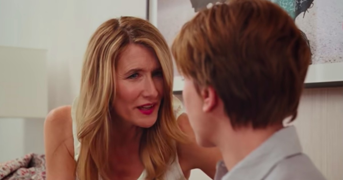 Laura Dern trong phim Marriage Story