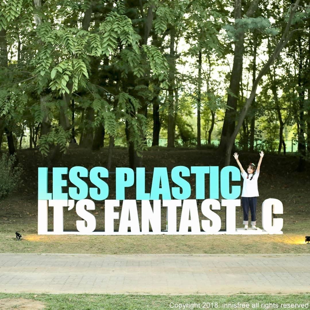Chiến dịch Play Green với tuyên ngôn Less Plastic, It's fantastic