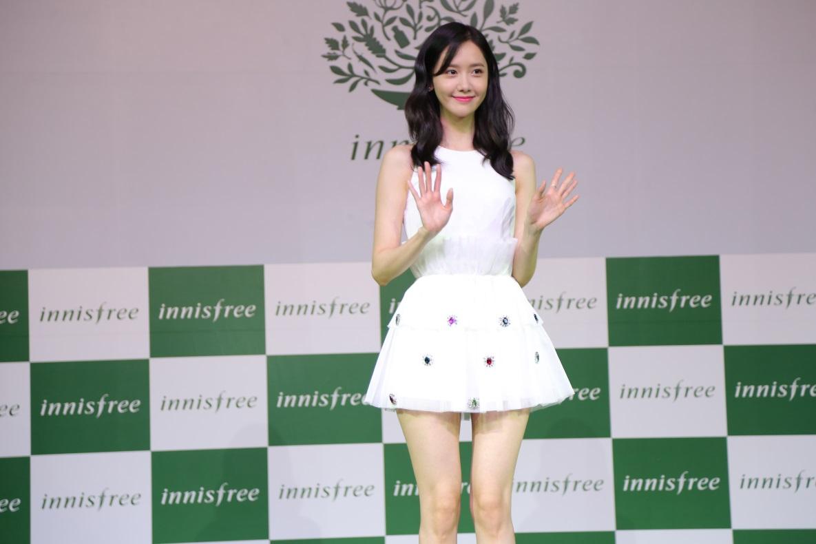 yoona tại sự kiện innisfree festa việt nam năm 2017