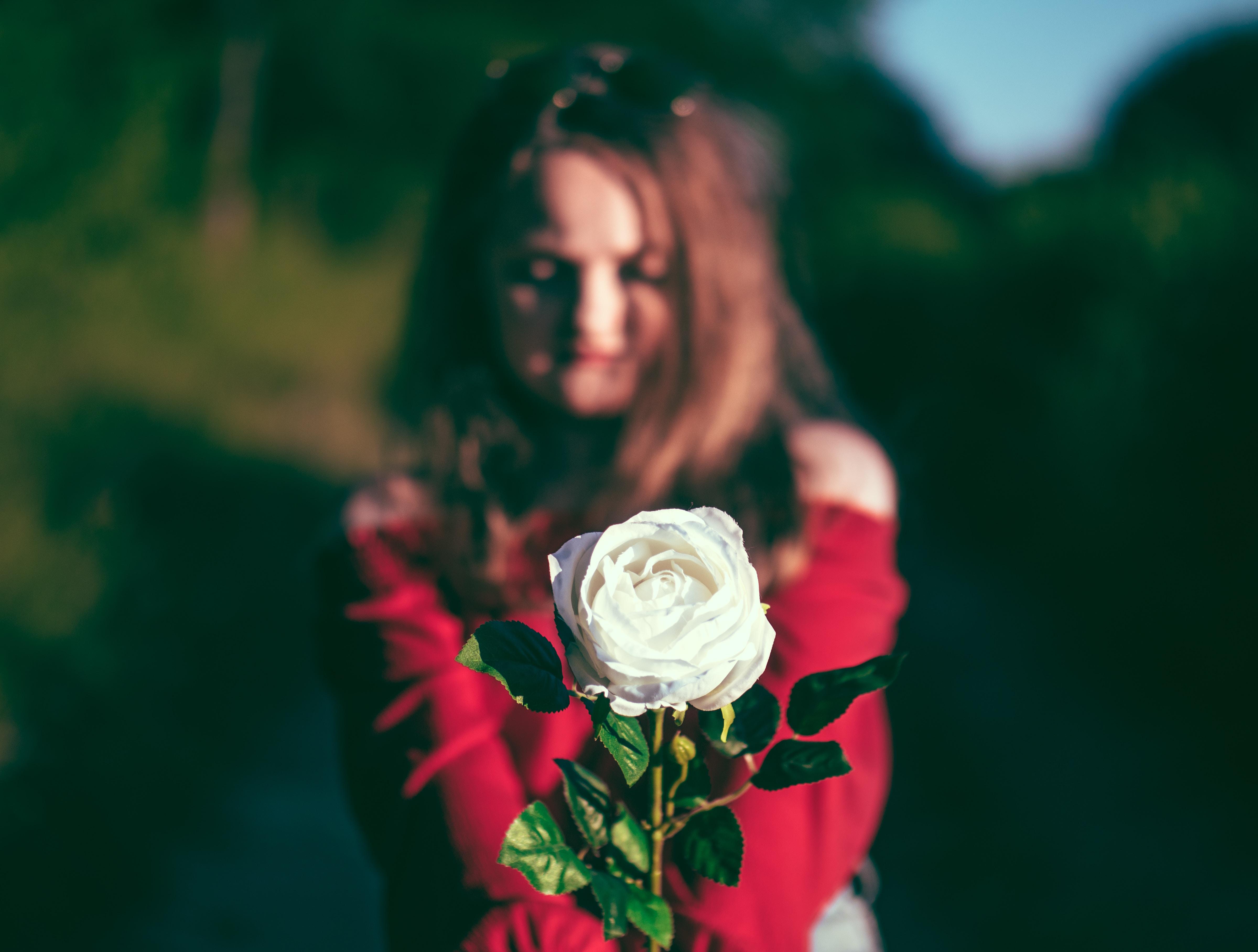 màu hồng trắng