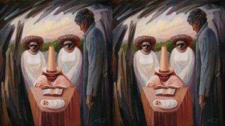 Trắc nghiệm tính cách: Hình ảnh đầu tiên bạn thấy tiết lộ kỳ vọng tình yêu của bạn