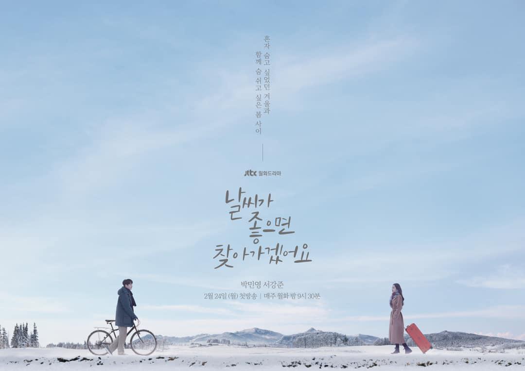 phim tình cảm Hàn Quốc Trời Đẹp Em Sẽ Đến