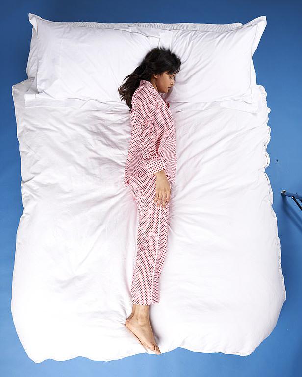tính cách tư thế ngủ đăng nhập