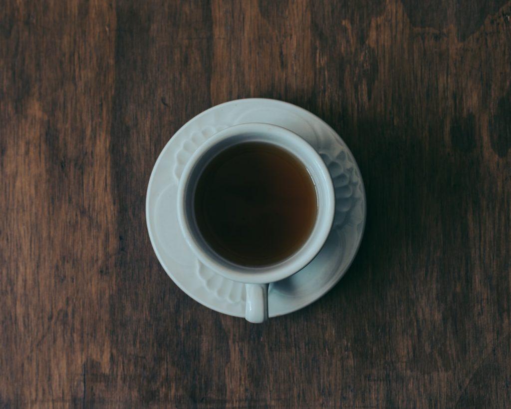 Tạo mùi thơm cho cơ thể từ trà xanh.