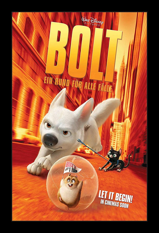 phim về chó bolt