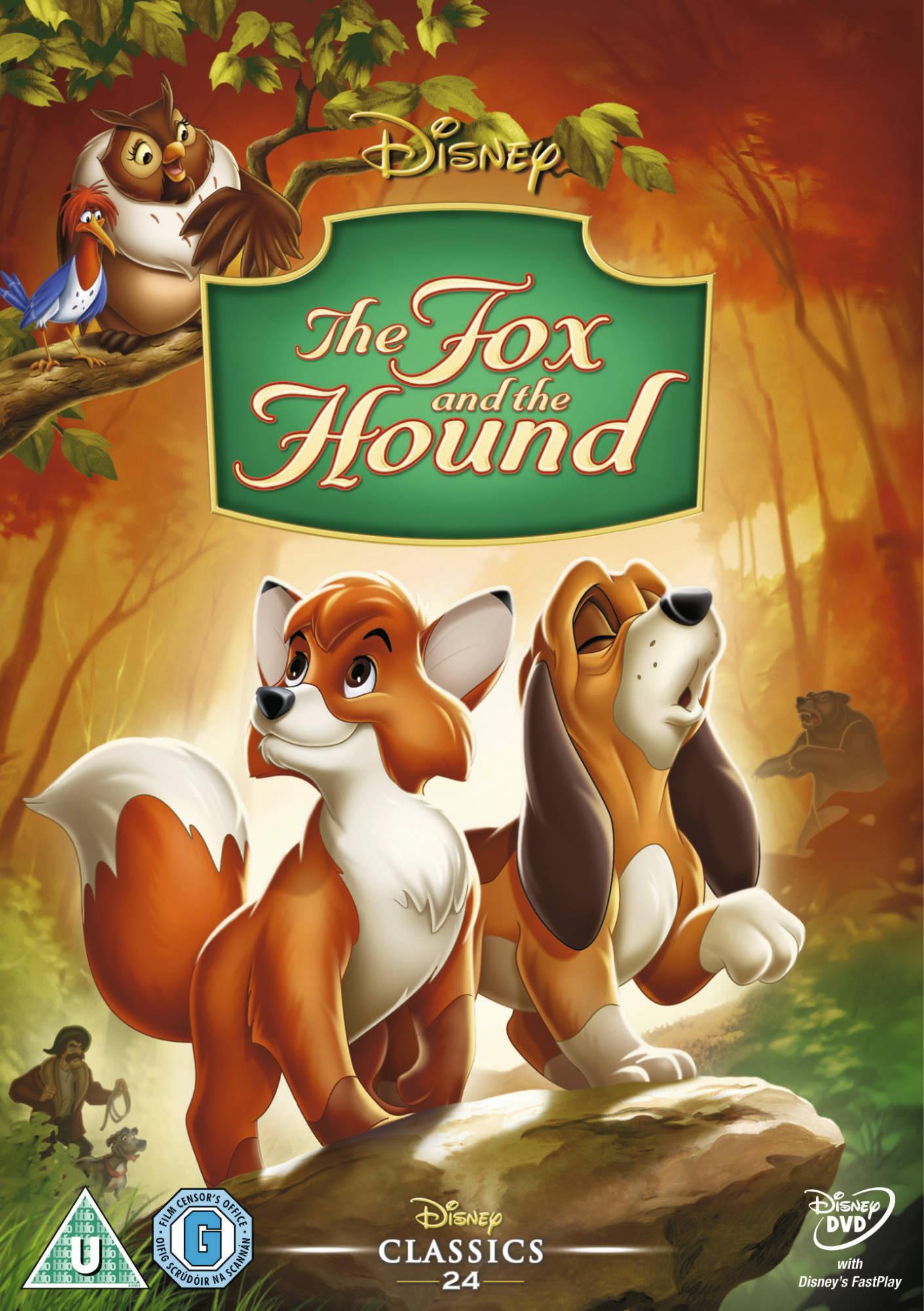 phim về chó con cáo và chó