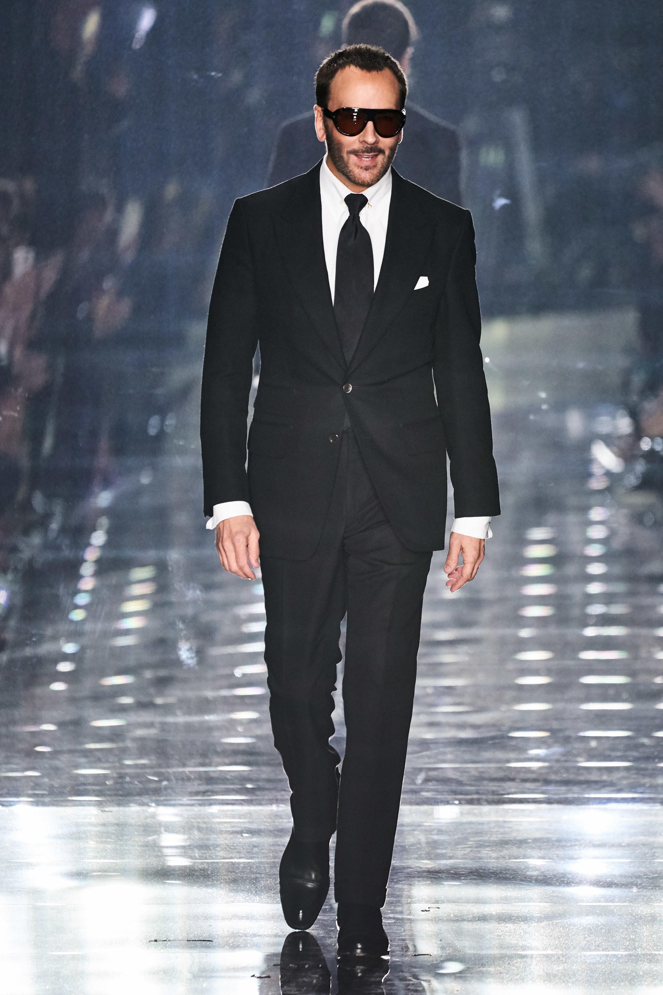tuần lễ thời trang thu đông 2020 tom ford