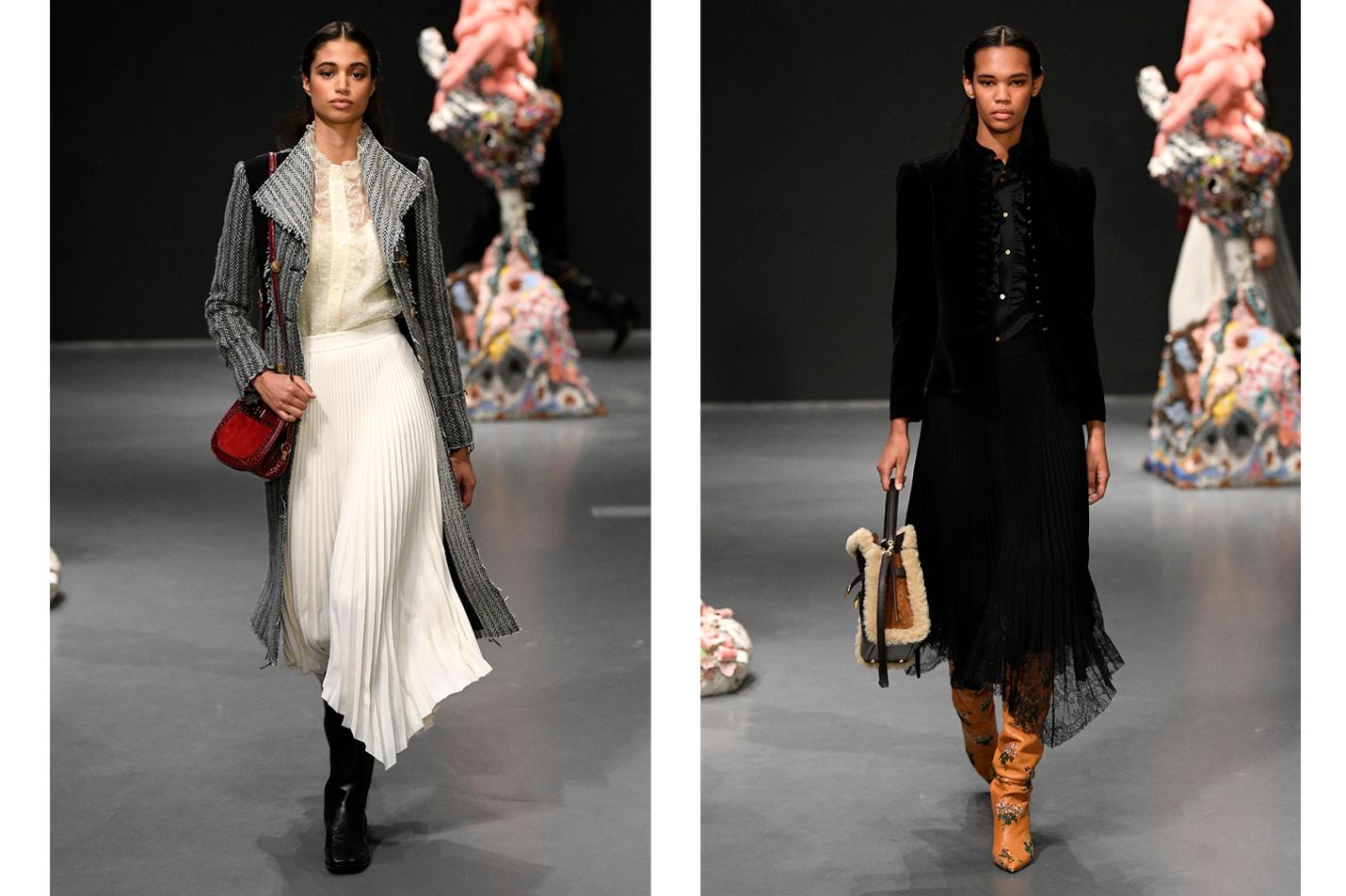 tuần lễ thời trang new york thu đông 2020 tory burch look 15 16