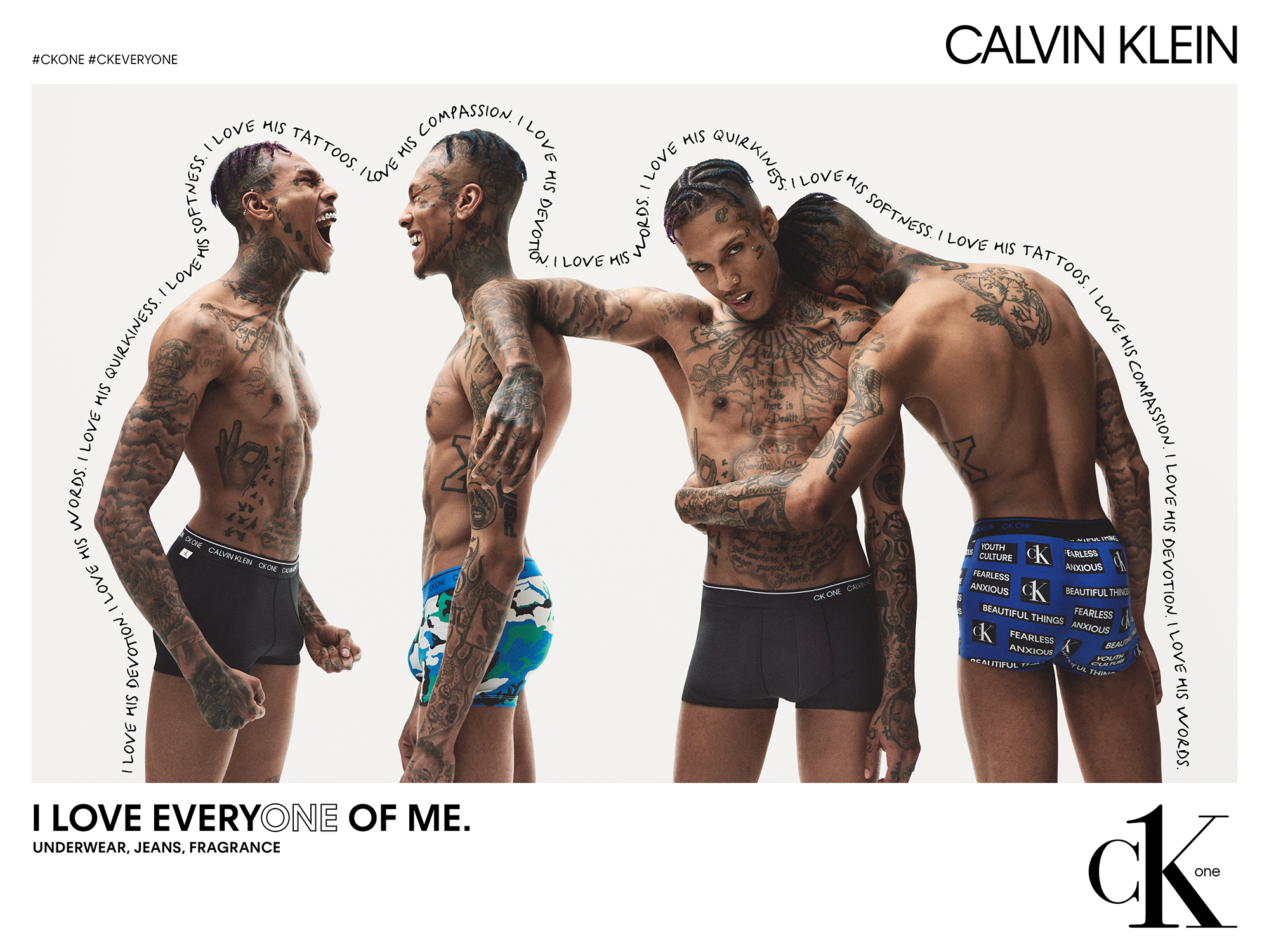 calvin klein ckone ckeveryone 2