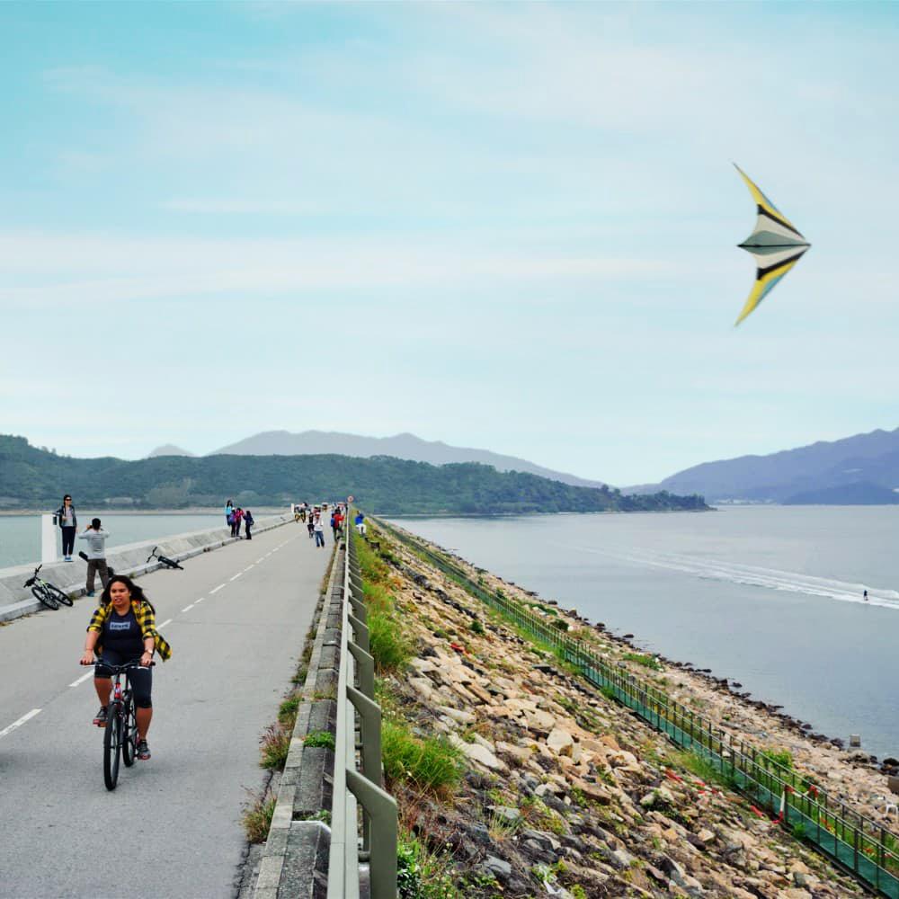 đạp xe du lịch Hồng Kông