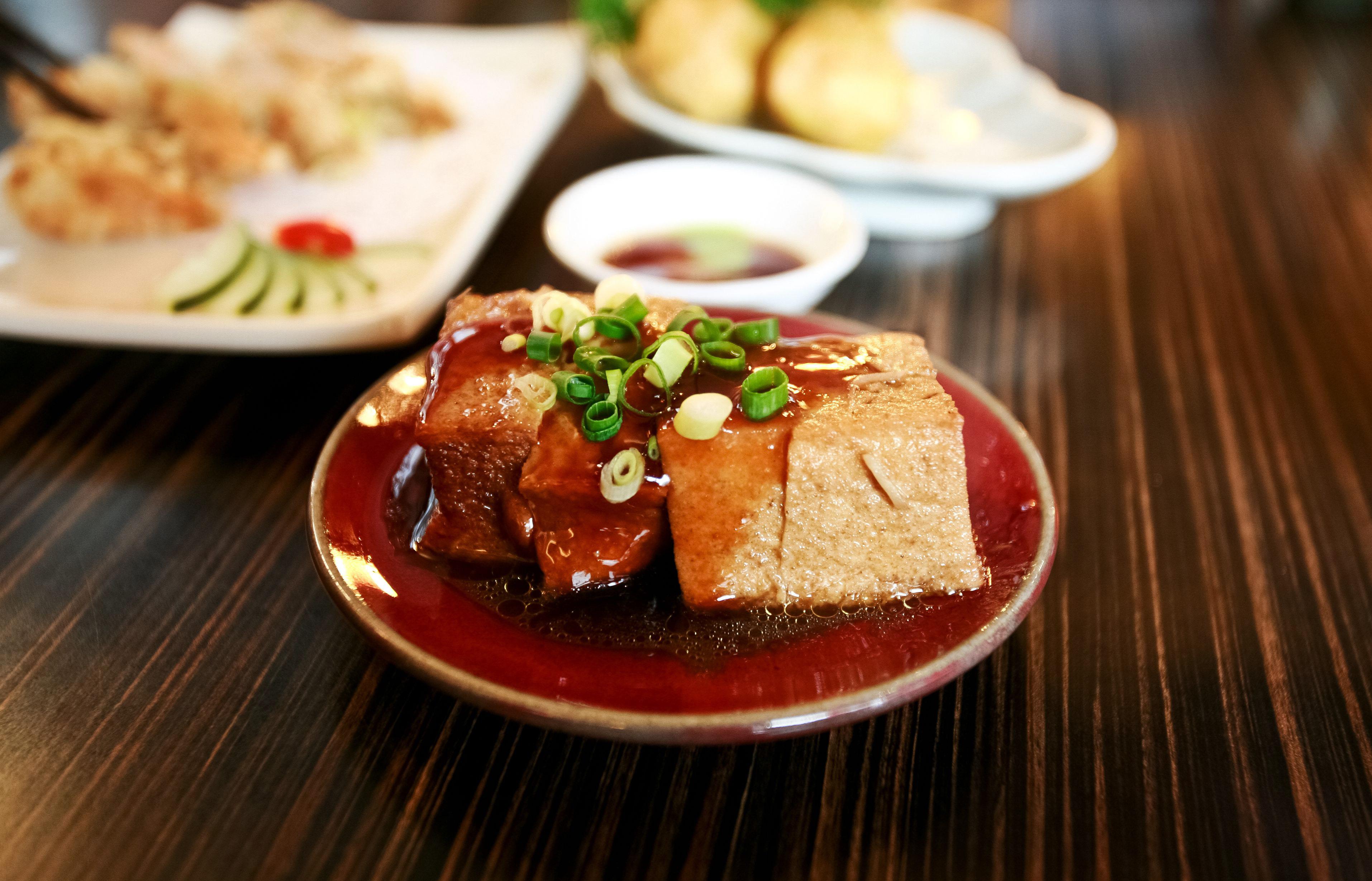 du lịch Hồng Kông ăn đậu hũ thối