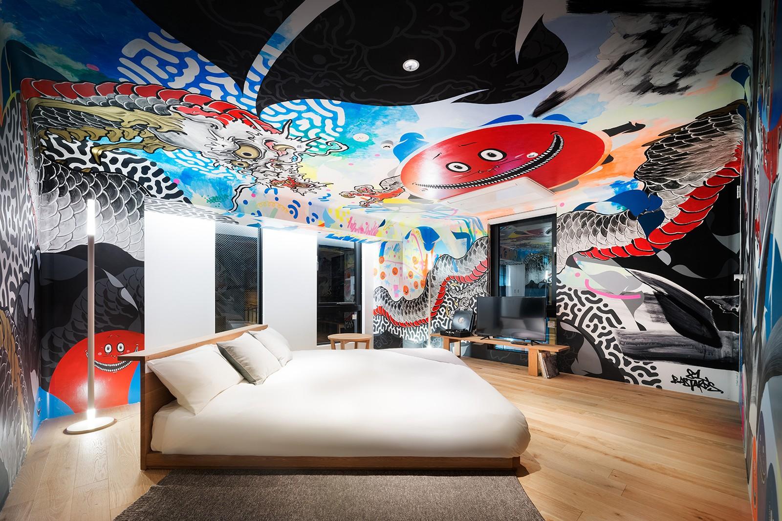 phòng ngủ thứ hai của bna studio