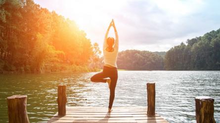 Bí quyết đơn giản để sống khoẻ mạnh và cân bằng