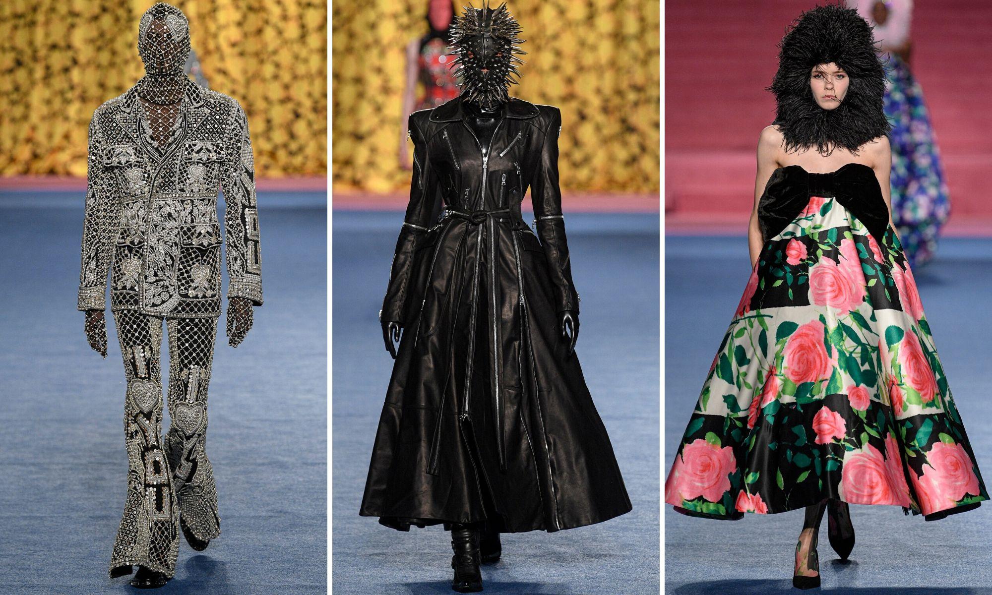 tuần lễ thời trang london thu đông 2020 richard quinn
