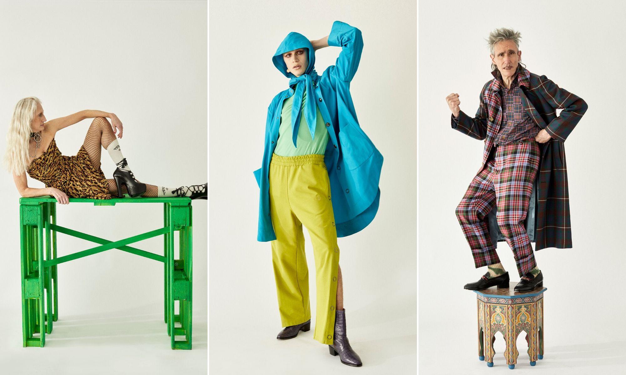 tuần lễ thời trang london thu đông 2020 vivienne westwood