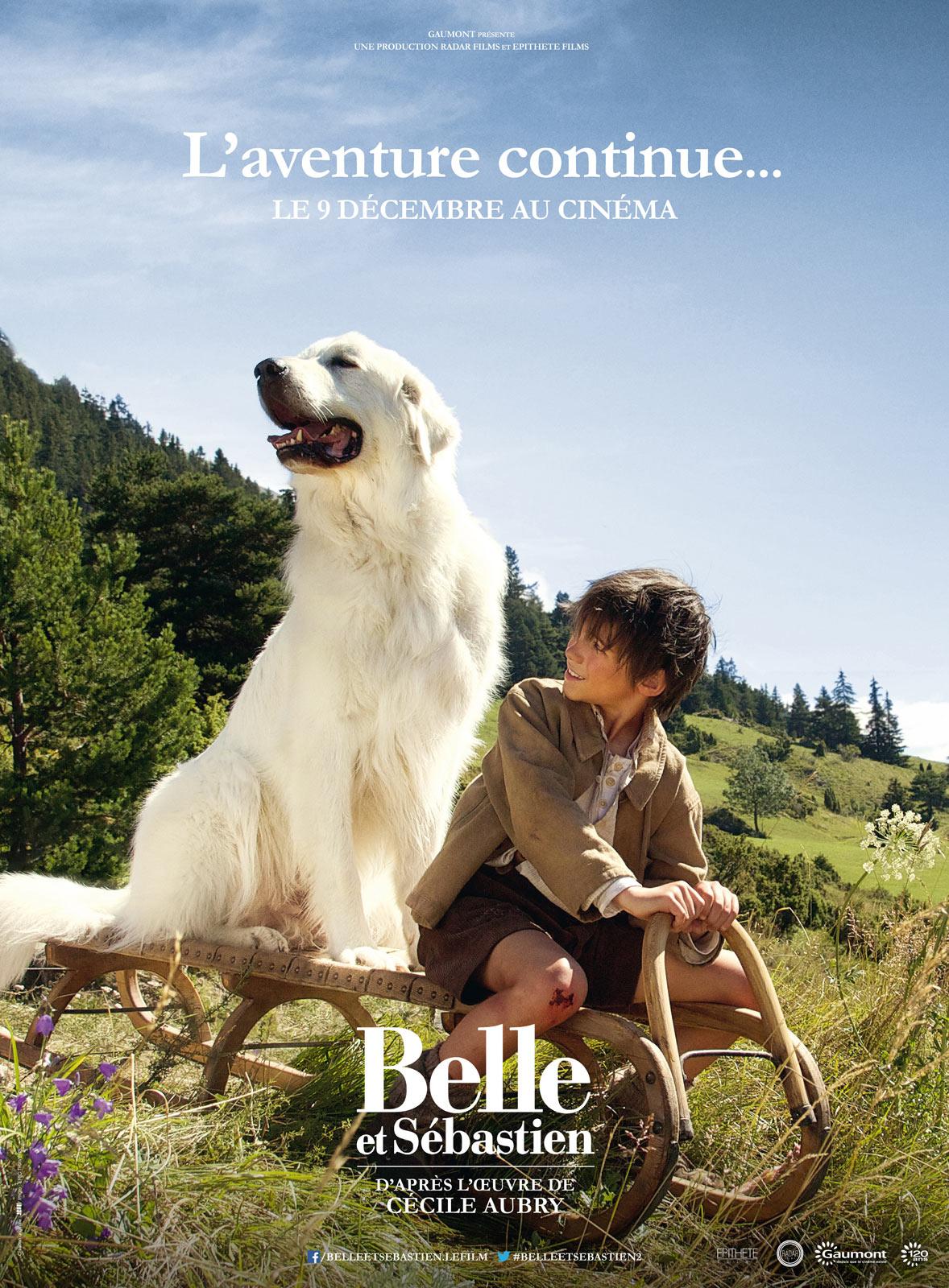 Phim hay Belle et Sebastien