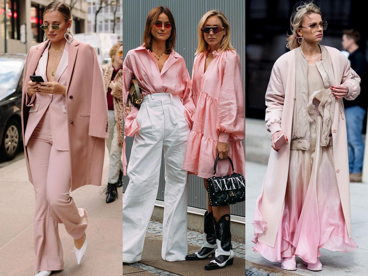 Trang phục màu hồng pastel dành cho thời trang cung hoàng đạo Song Ngư