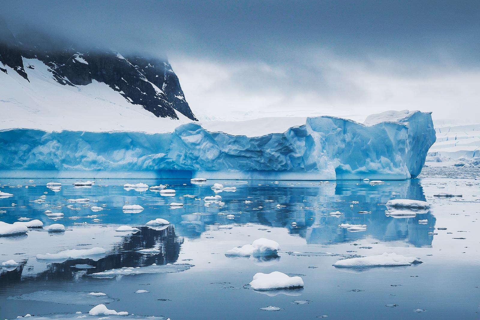 du lịch Nam Cực