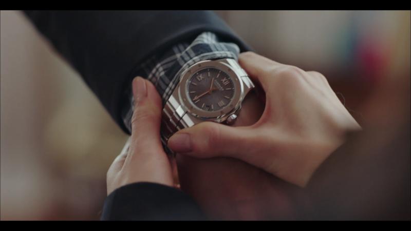 hyun bin đeo đồng hồ chopard trong hạ cánh nơi anh 3